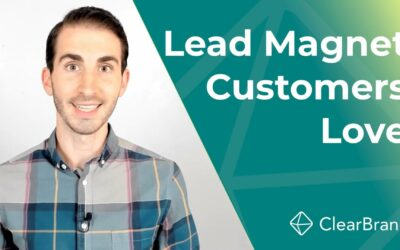 LEAD MAGNET: How to Create One Your Customers Want (StoryBrand Style)