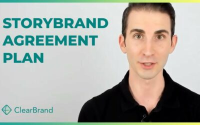StoryBrand: How To Write An Incredible Agreement Plan (In 3 Simple Steps)