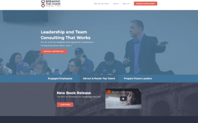 Breaking the Chain Consulting