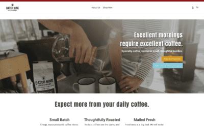 Batch Nine Coffee Co