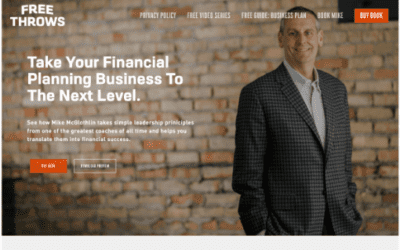 Free Throws For Financial Professionals