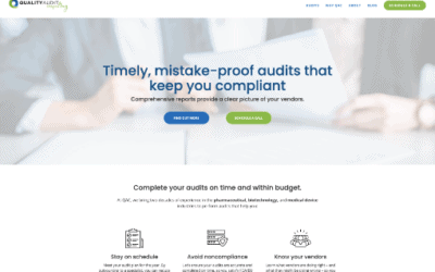 Quality Audit Consulting