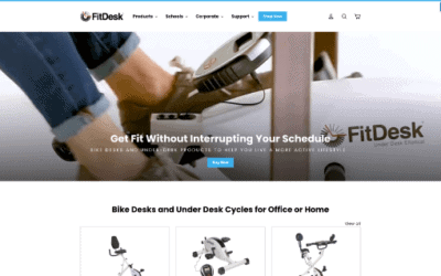 The Fit Desk