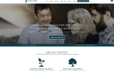 Vested Financial Planning